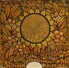 DAVID_MZUGUNO_013_Tingatinga_painting_36x36cm_yellow_ex