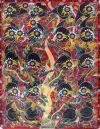 Tingatinga_painting_MPOCHOGO_60x79cm_canvas_150Euro
