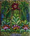 019_Tingatinga_painting_forest_KIPARA_MZUGUNO_1